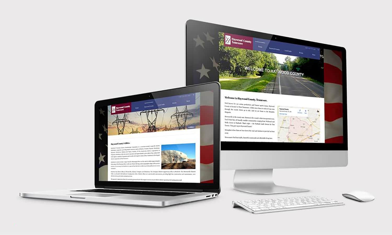 Haywood County Web Design