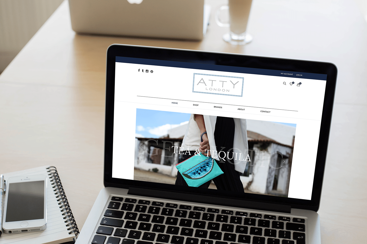 Atty London Web Web Design