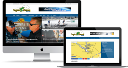 Fishing Web Design Company
